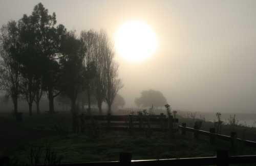 20091101_0510 morning sun